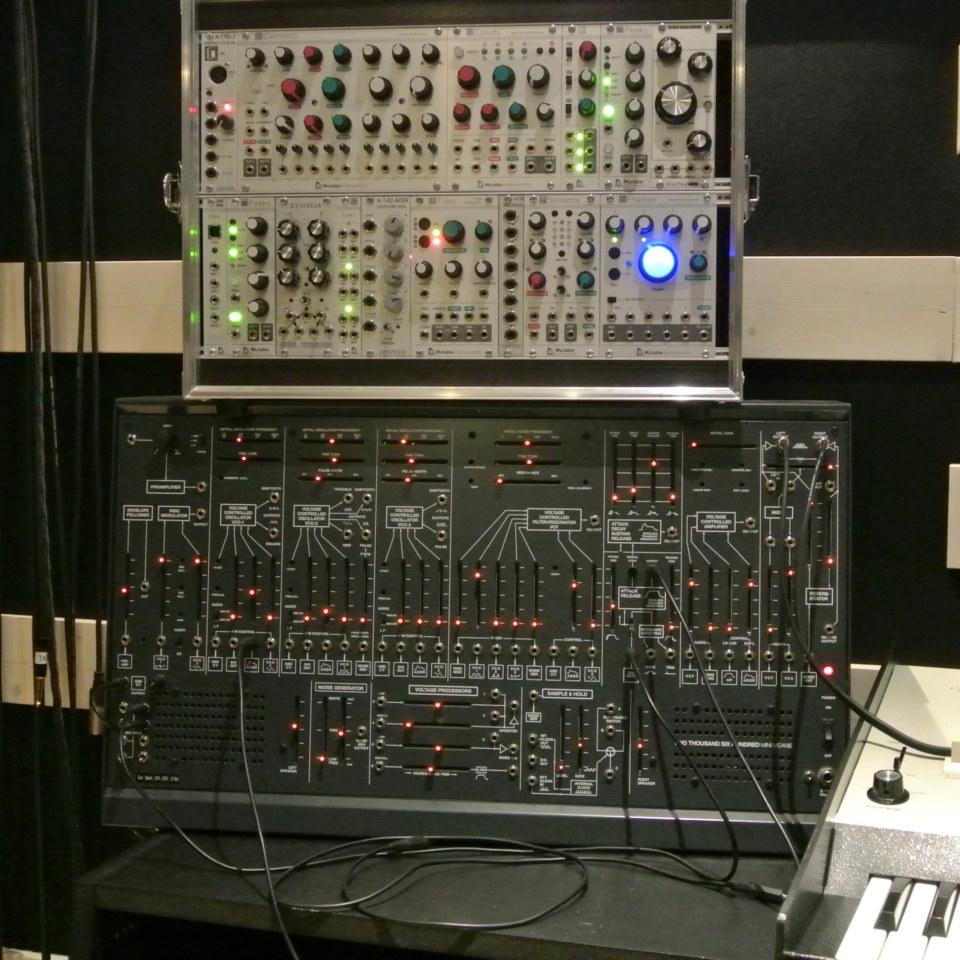 Equipement - Backline - Pixelgroove Audio mastering