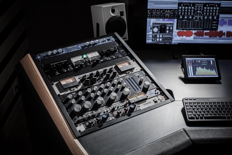 Rack mastering Pixelgroove